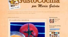 GustoCocina : Un blog con gusto