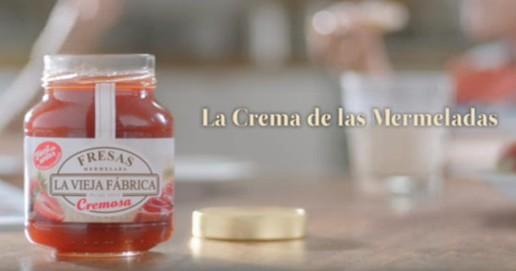 Consigue la mermelada más Cremosa gracias a LA VIEJA FÁBRICA CREMOSA